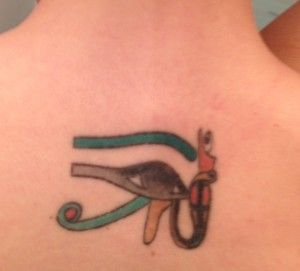 tatouage Horus